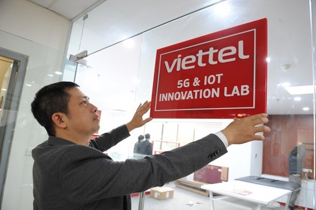Viettel operates two innovation labs hinh anh 1