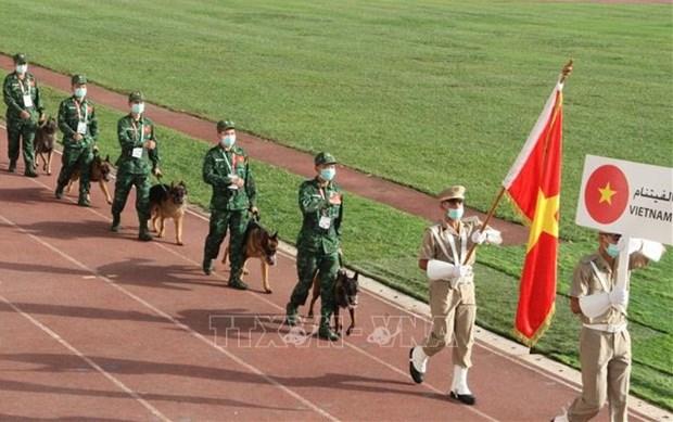 Sự kiện Thế vận hội Quân sự năm 2021 bắt đầu tại Algeria, đây là 1