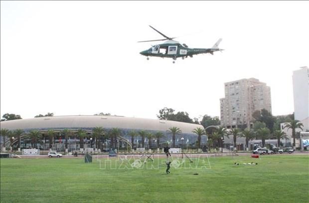 Sự kiện Thế vận hội Quân sự năm 2021 bắt đầu tại Algeria, đây là 2