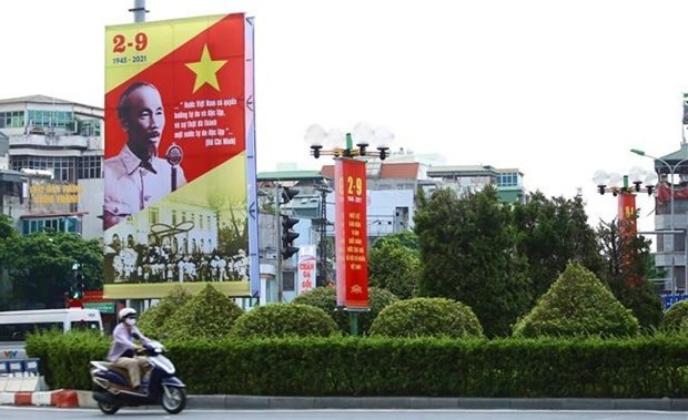 Webinar in Canada marks Vietnam's National Day hinh anh 1
