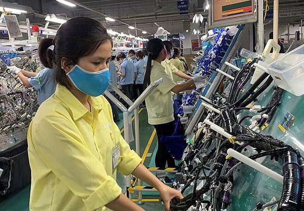 Vinh Phuc supports industrial production facilities improve productivity, products' quality hinh anh 2