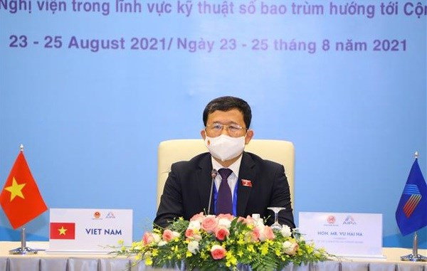 AIPA-42: Vietnam gives ideas on enhancing parliamentary diplomacy hinh anh 1