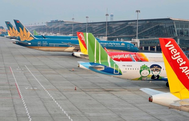 Aviation business association seeks central bank's support for airlines hinh anh 1