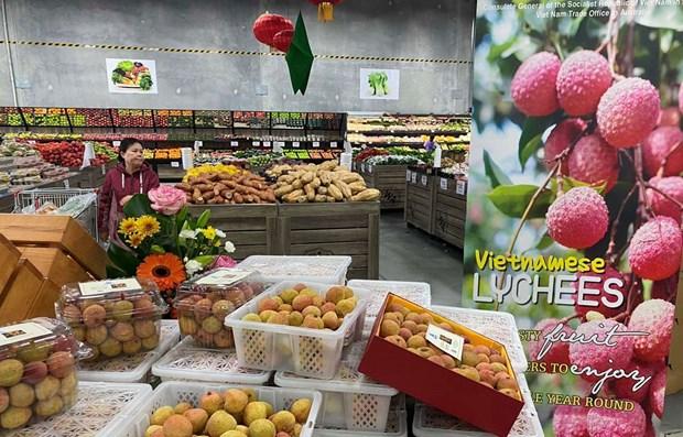 Vietnam's farm produce exports to Australia surge hinh anh 1