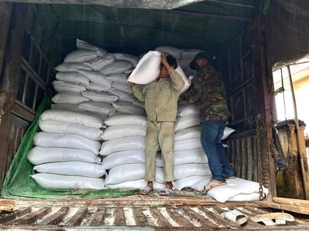 Over 8,300 tonnes of rice dispensed to Binh Duong hinh anh 1