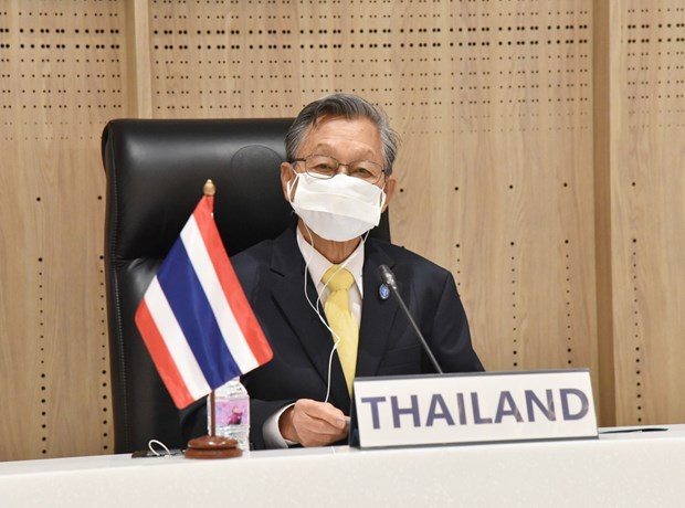 Thailand underscores AIPA's role in applying digital technologies hinh anh 1