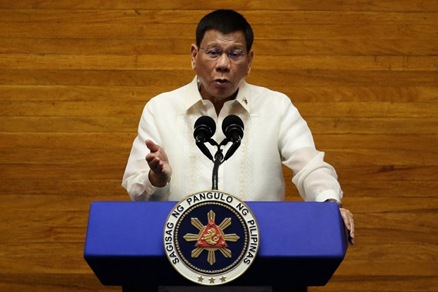 Rodrigo Duterte to run for Philippines' Vice President in 2022 hinh anh 1