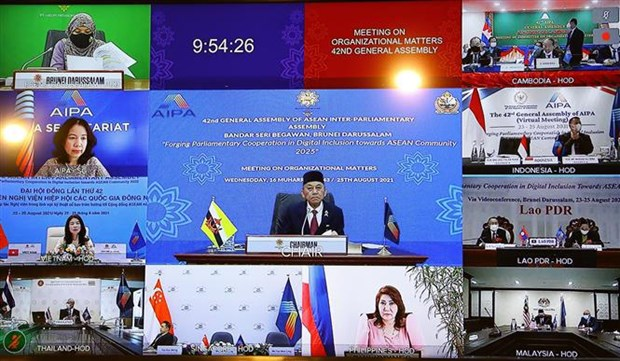 AIPA to establish dialogue mechanisms with ASEAN and EP hinh anh 1