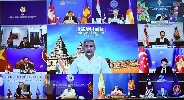 Programme launched to mark 30th anniversary of ASEAN-India relations hinh anh 1