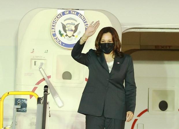 US Vice President begins Vietnam visit hinh anh 1