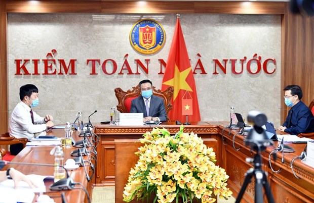 State Audit of Vietnam enjoys high efficiency in multilateral cooperation hinh anh 1