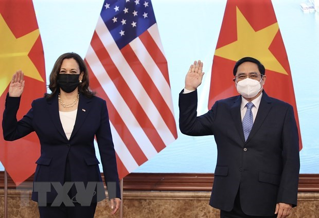 PM Pham Minh Chinh: Vietnam treasures ties with US hinh anh 1