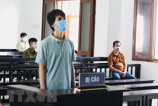 Phu Yen man sentenced to 10 years in prison for subversive activities hinh anh 1
