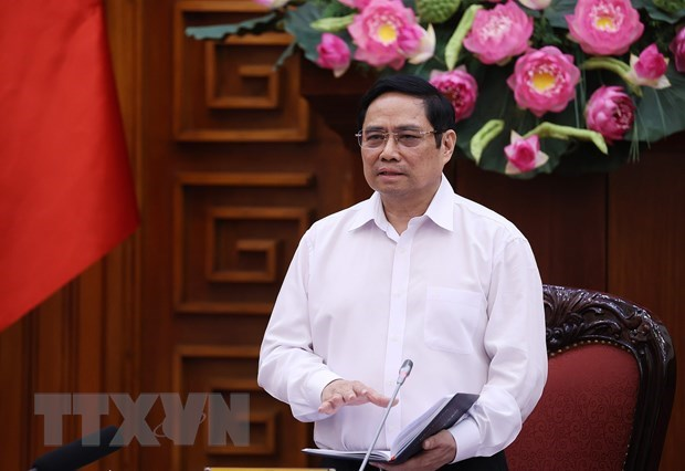 PM assigned as Head of National Steering Committee for COVID-19 Prevention and Control hinh anh 1