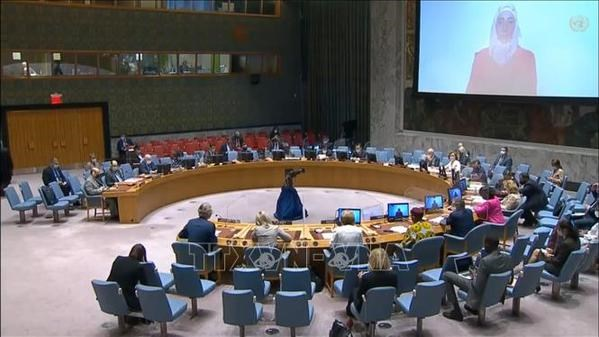 Vietnam affirms importance of humanitarian aid to Syrian people hinh anh 1