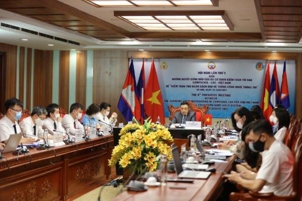Vietnam, Cambodia, Laos bolster audit cooperation hinh anh 1
