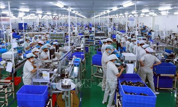 FDI disbursement rises 2 percent in first eight months hinh anh 1