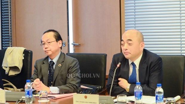 Webinar seeks to improve operation efficiency of NA organs hinh anh 2