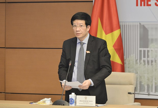 Project for capacity development of NA meets target despite pandemic hinh anh 1
