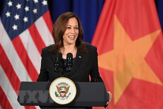 US Vice President: Vietnam trip signals next chapter of bilateral relationship hinh anh 1
