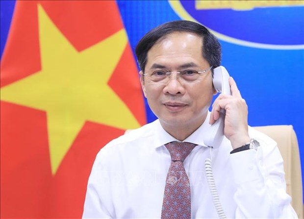 Vietnam thanks Australia for donating vaccine against COVID-19 hinh anh 1