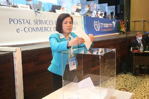 Vietnam elected to UPU Postal Operations Council hinh anh 1