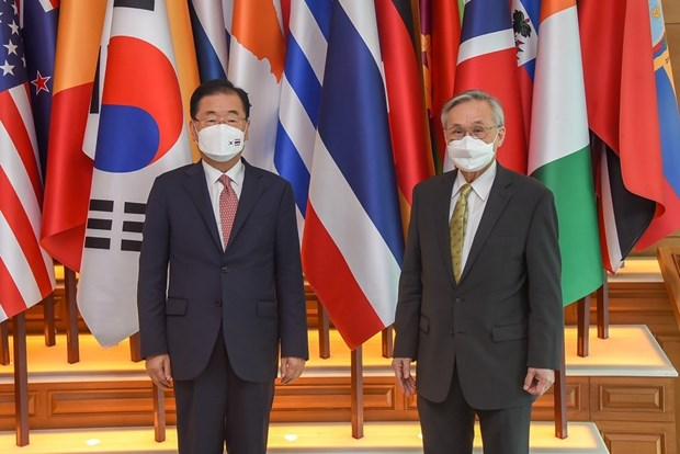 RoK, Thailand enhance collaboration in future industries, health care hinh anh 1