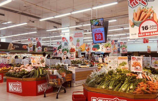 CPI picks up 1.79 percent in eight months, lowest in five years: GSO hinh anh 1