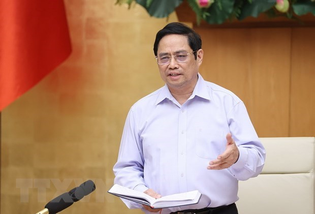Pandemic containment goal must be achieved: PM hinh anh 1