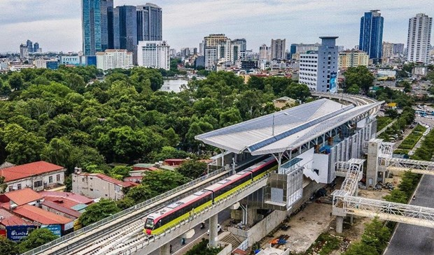 Automatic fare collection system for Hanoi urban railway delivered to Vietnam hinh anh 1