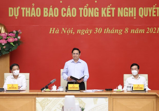 PM urges solutions to effectively use land resources hinh anh 1