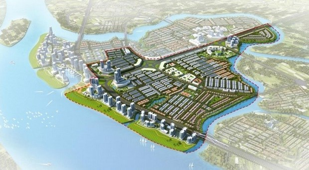Deal sealed for development of 18.6 trillion VND integrated urban project in Dong Nai hinh anh 1