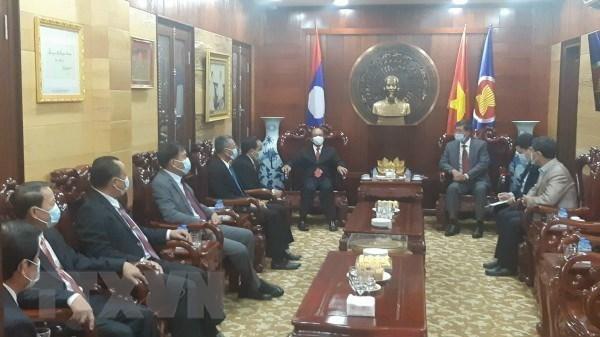 Luang Prabang Governor: Laos – Vietnam ties growing hinh anh 1