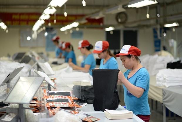 Vietnam posts 3.71 billion USD in trade deficit in eight months hinh anh 1