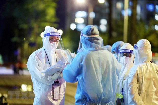 President requests awarding exemplary models in pandemic fight hinh anh 1