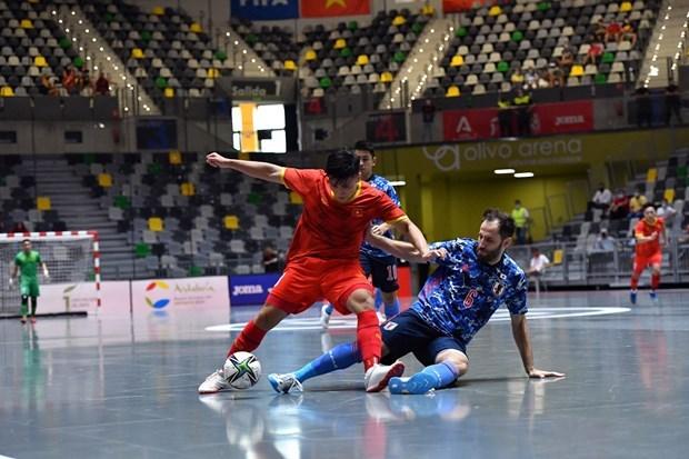 Vietnam se une a España en un torneo completo de cuatro páginas
