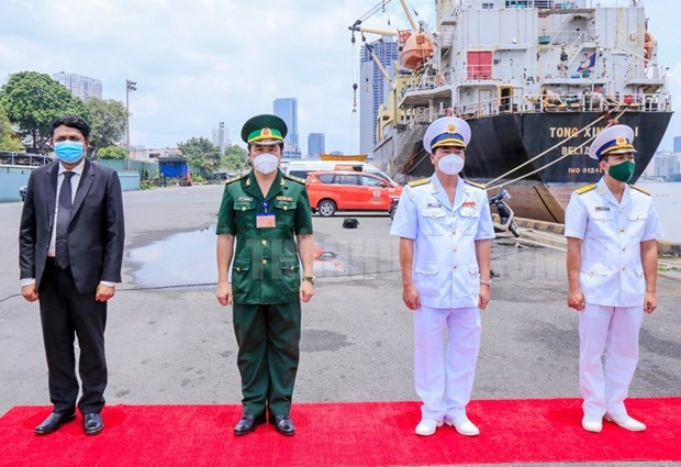 COVID-19: India helps Vietnam with medical supplies hinh anh 1
