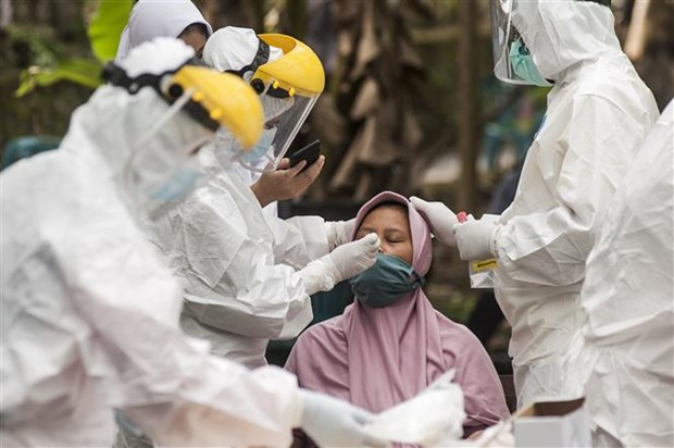 Indonesia establishes task force to monitor implementation of epidemic prevention regulations hinh anh 1