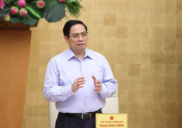 PM requests stronger fight against COVID-19 during National Day holiday hinh anh 2