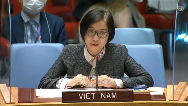 Vietnam calls for restraint, negotiations to solve Israel-Palestine conflict hinh anh 1