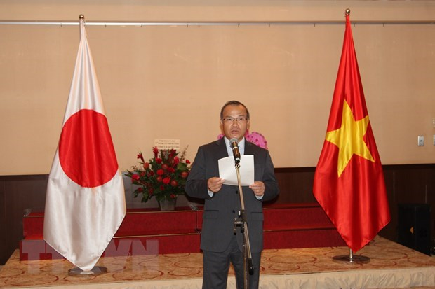 Vietnam's National Day celebrated in Japan hinh anh 1