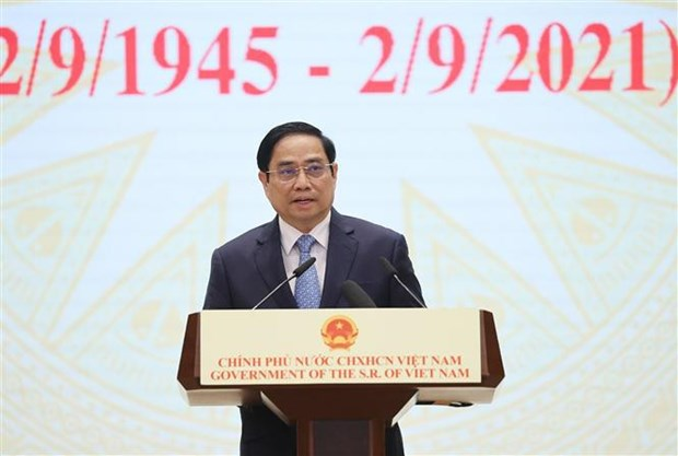 Vietnam puts people at centre of development: PM hinh anh 2
