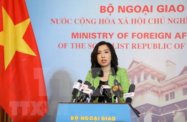 Vietnam resolutely protects sovereignty over Hoang Sa, Truong Sa archipelagoes hinh anh 1