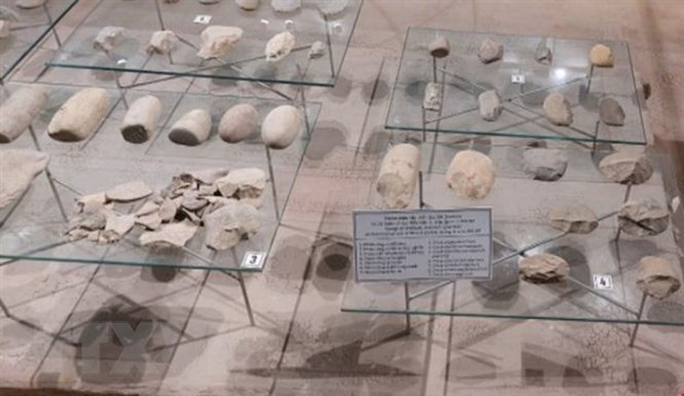 Over 6,300 artifacts excavated at Yen Bai's archaeological site hinh anh 1