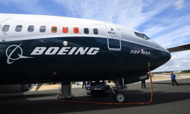Singapore lifts ban on Boeing 737 MAX planes hinh anh 1