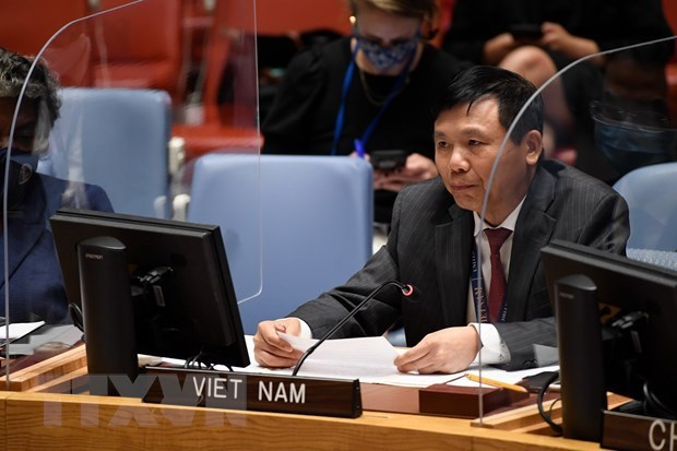 Vietnam stresses roles of international law in addressing global challenges hinh anh 1