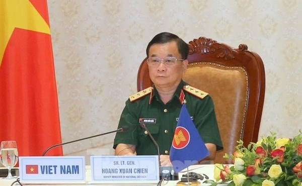 Vietnam willing to promote ASEAN-RoK defence ties hinh anh 1