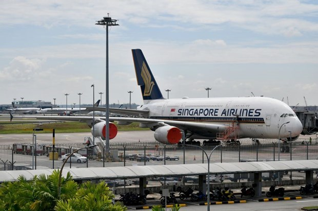 Singapore welcomes first flight under quarantine-free scheme hinh anh 1