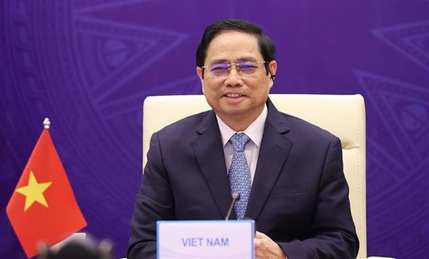 GMS holds strategic role in Asia's international integration and economic growth: PM hinh anh 1