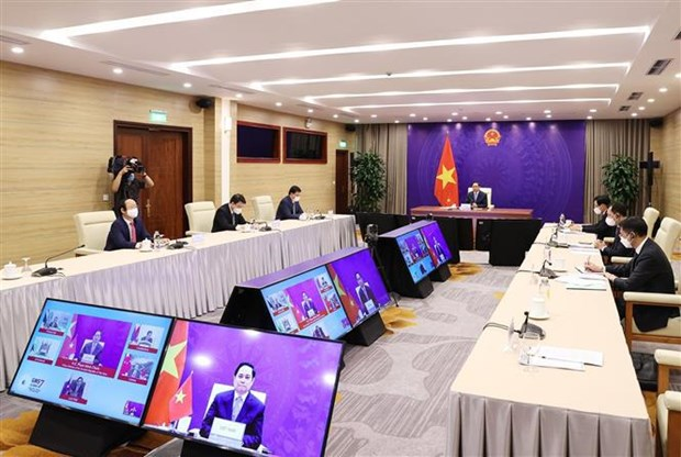 GMS holds strategic role in Asia's international integration and economic growth: PM hinh anh 2